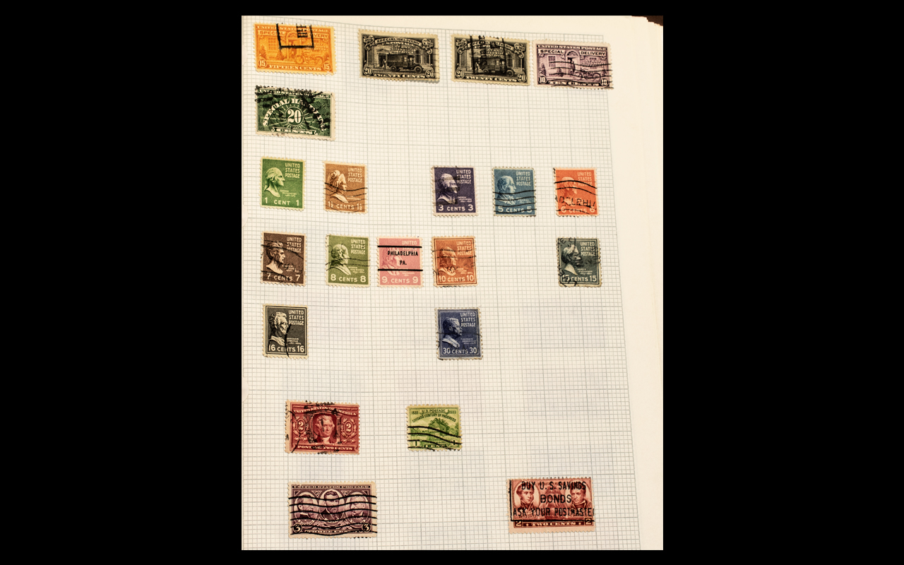 A Collection of Assorted Stamp Albums. - Image 2 of 5