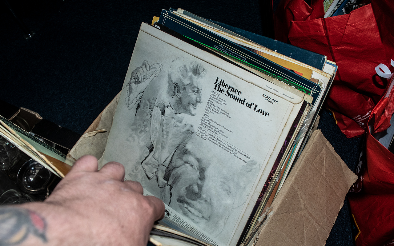 Large Collection of Vinyl Albums, all genres, including Andy Williams, Jack Jones, Carpenters, Abba, - Image 4 of 4