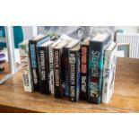 Collection of Stephen King Hardback Books,