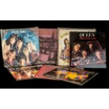 Collection of Music Albums, some quite rare,