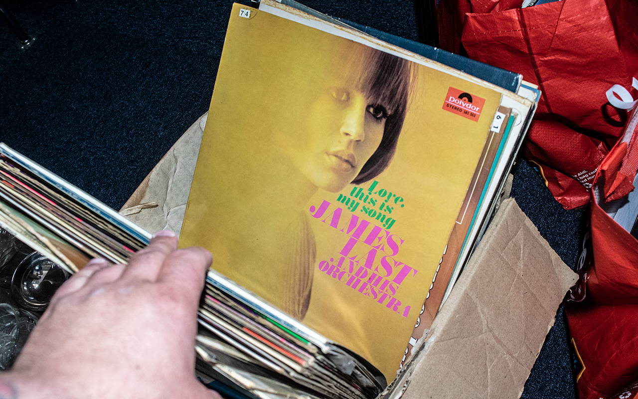 Large Collection of Vinyl Albums, all genres, including Andy Williams, Jack Jones, Carpenters, Abba, - Image 3 of 4