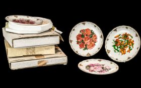 Collection of Royal Albert Commemorative