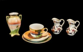 Collection of Noritake Porcelain, compri