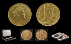 Royal Mint - The United Kingdom Two Coin
