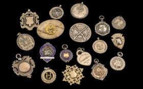 Excellent Collection of Assorted Sterlin
