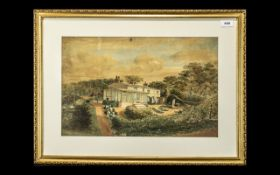 Late 18th / Early 19th Century Watercolo