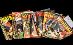 Football Interest: Collection of Twenty