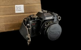 RICOH KR-10 Super Camera