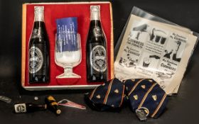 Collection of Guinness Related Memorabil