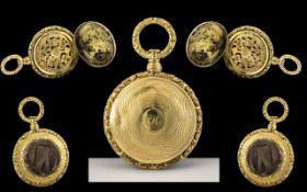 George IV - Superb Gold Vinaigrette / Lo