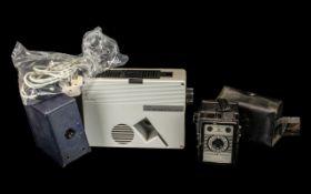 Kodak Electric Slide Projector, Pocket R