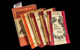 Selection of Old Paperback Books include