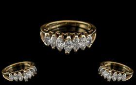 14ct Gold Attractive Contemporary Design