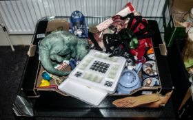 Collection of Miscellaneous Toys & Games