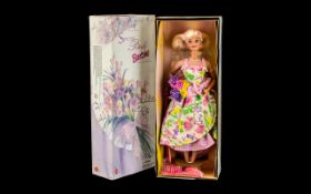 Vintage Barbie - Avon Special Edition Spring Petals Barbie,