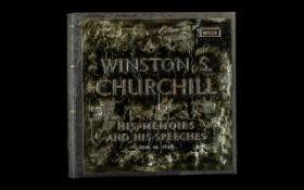 Winston Churchill Interest - Boxed Decca