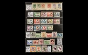 Stamps Interest Extensive Commonwealth C