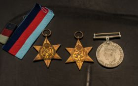 Military Interest, Collection Of 3 WWII