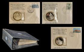 International Society of Postmasters 3 R