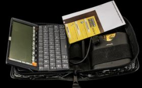 An Original Psion 5 Hand held Palm top C