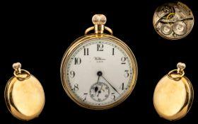 American Watch Company Waltham 9ct Gold