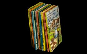 Collection of Vintage Lady Bird Books (
