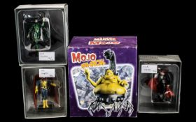 The Classic Marvel Figurine Collectables