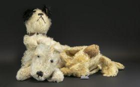 Collection of Three Vintage Dog Pyjama Cases,