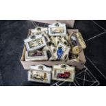 Collection of Lledo Die Cast Models, in original boxes, 14 in total, including 10 various Walkers