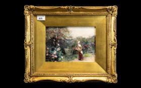 David Woodlock RA (1842 - 1929) Liverpool Artist,