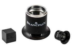 Blancpain Signed Jeweller's Loupe for watch - accessories. Signed, with silvered base, with