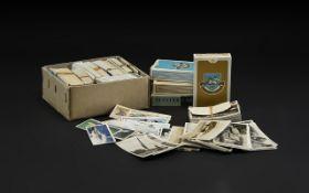 Collection of Miscellaneous Cigarette Ca