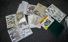 Stamps Interest Extensive collection of