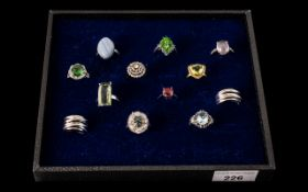Excellent Collection of Sterling Silver