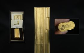 Dunhill - Expensive Gents 20 Microns Gol