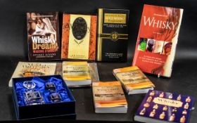 Collection of Whisky Associated Books co