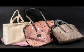 Collection of Ladies Radley Fashion Handbags,