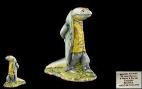 Beswick - Early Beatrix Potter Figure ' Sir Isaac Newton ' BP3A.
