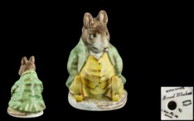 Beswick - Rare Beatrix Potter Figure ' Samuel Whiskers ' BP1A.