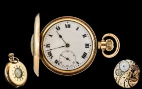 Antique Period - Swiss Made Gold Filled