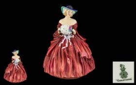 Royal Doulton Early 1950's Early Hand Pa