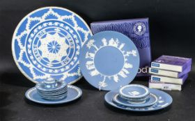 Collection of Wedgwood Blue Jasper, comp