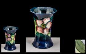 Moorcroft Small Trumpet Shape Spill Vase