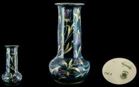 A Morris Ware Art Nouveau Vase by George