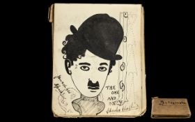 Charlie Chaplin and Many More Autograph