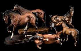 Beswick Horse Figure 'Spirit of Freedom'