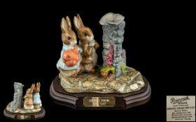 Beswick Ware Beatrix Potter Ltd and Numb
