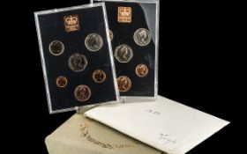 Three Proof Sets 1976 Great Britain and Northern Ireland Coin