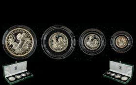 1997 UK Britannia Silver Proof Collectio