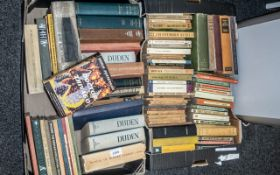 Two Boxes of Miscellaneous Books, Russia